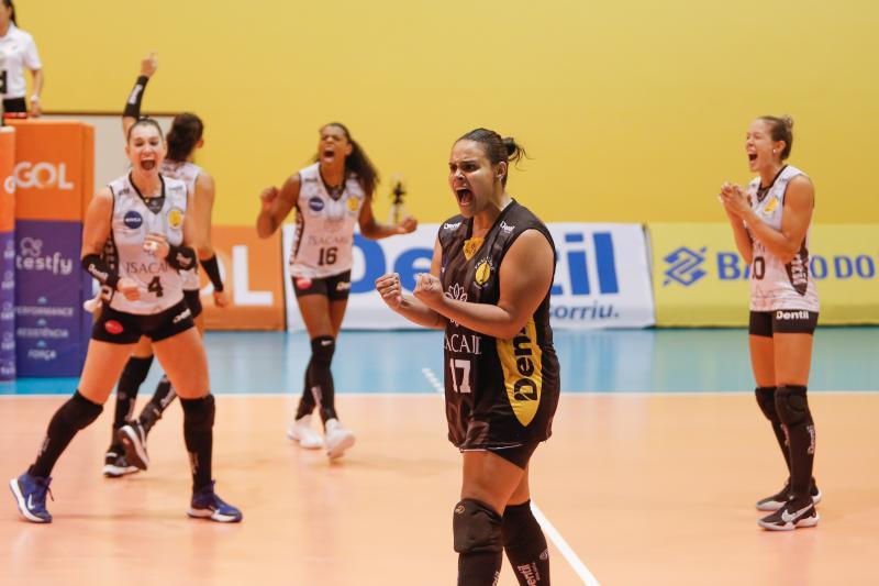 Itambé/Minas e Dentil/Praia Clube estão na final