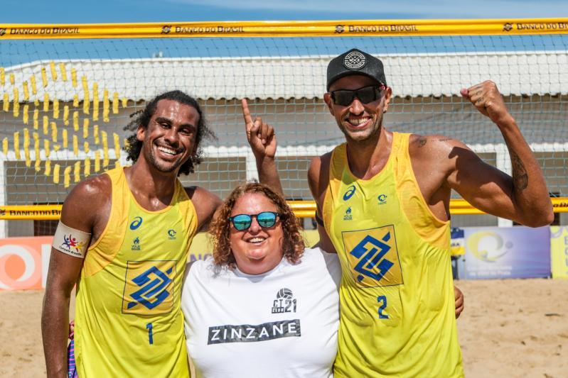 Leticia Pessoa comemora aniversário com muito vôlei e vitórias