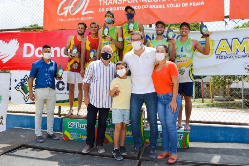 Macapá recebe segunda etapa do Circuito Amazônia de vôlei de praia 2021