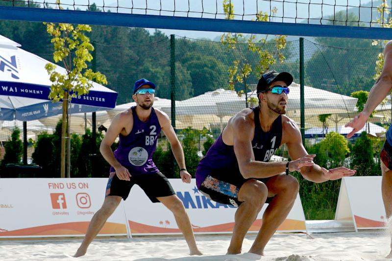 Maia e Vinicius Cardozo vão à repescagem na Bulgária