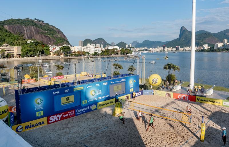 Melhores da temporada se enfrentam no Rio de Janeiro