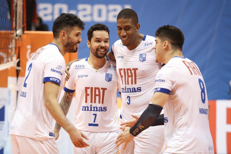 Minas Tênis Clube e EMS Taubaté Funvic fazem segundo jogo do playoff final