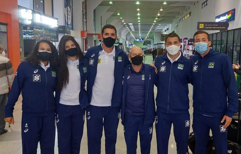 Na Bolívia, duplas brasileiras buscam vaga no mundial sub-19