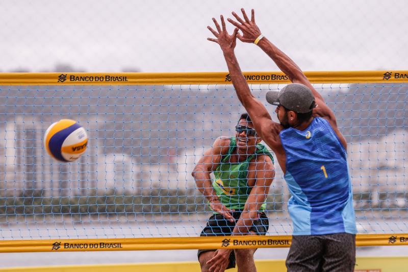 Segunda etapa define confrontos de quartas de final