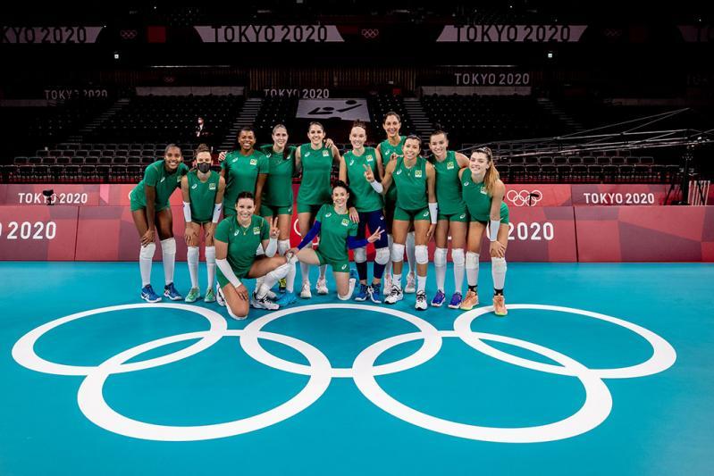 Seleção feminina estreia em Tóquio contra Coréia do Sul neste domingo