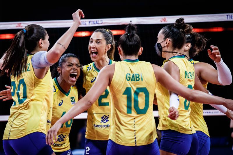 Seleção feminina vence Japão e está na final