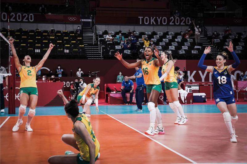 Seleção feminina vence República Dominicana e consegue segunda vitória