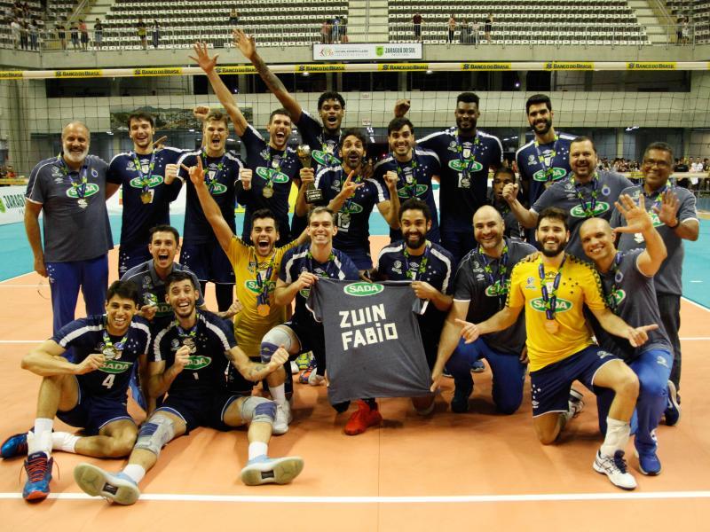 Semifinais e final da Copa Brasil masculina serão na bolha de Saquarema em fevereiro