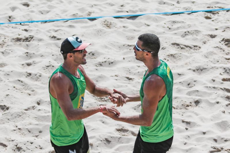 Semifinalistas do torneio masculino são definidos no Rio de Janeiro