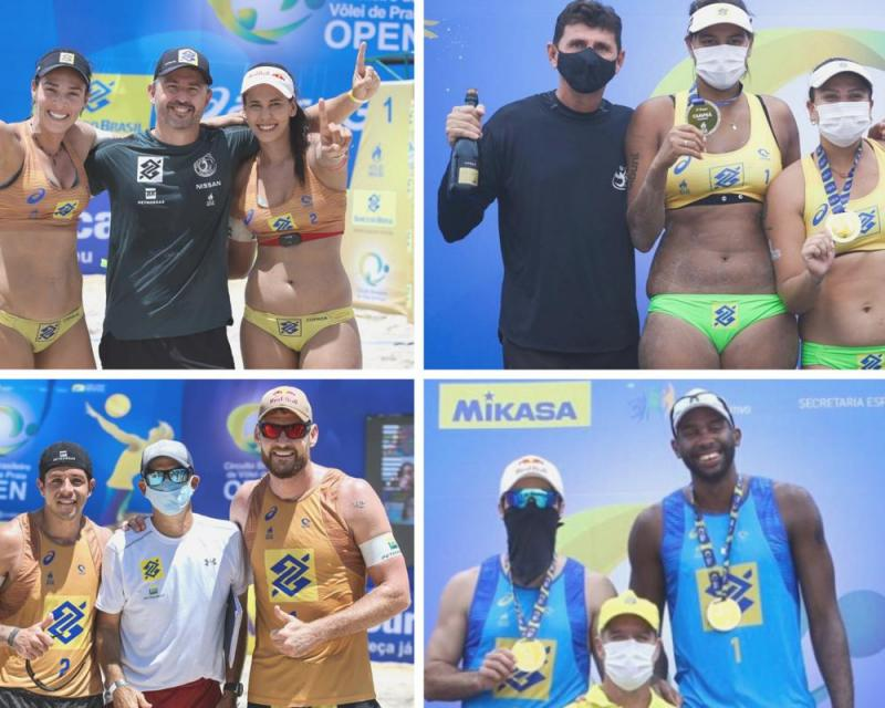 Técnicos destacam a importância do Circuito Brasileiro no ano olímpico