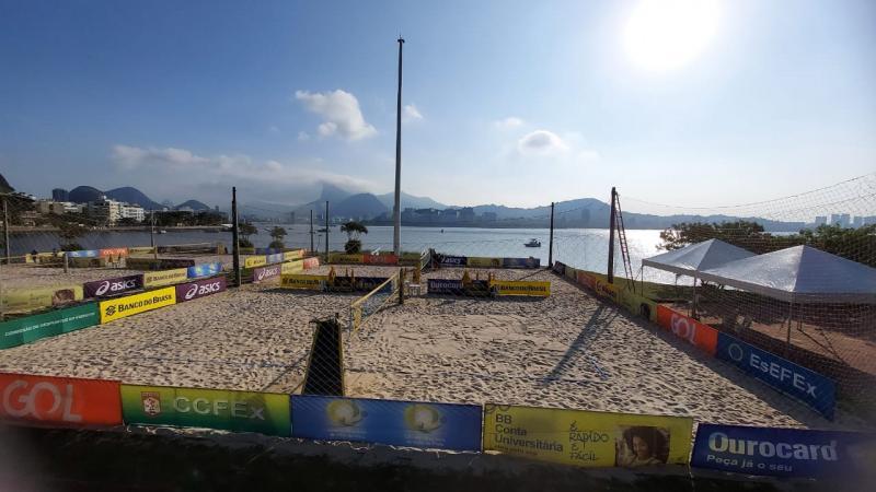 Temporada 20/21 do Circuito Brasileiro Challenger inicia com duas etapas dos dois naipes no Rio de Janeiro
