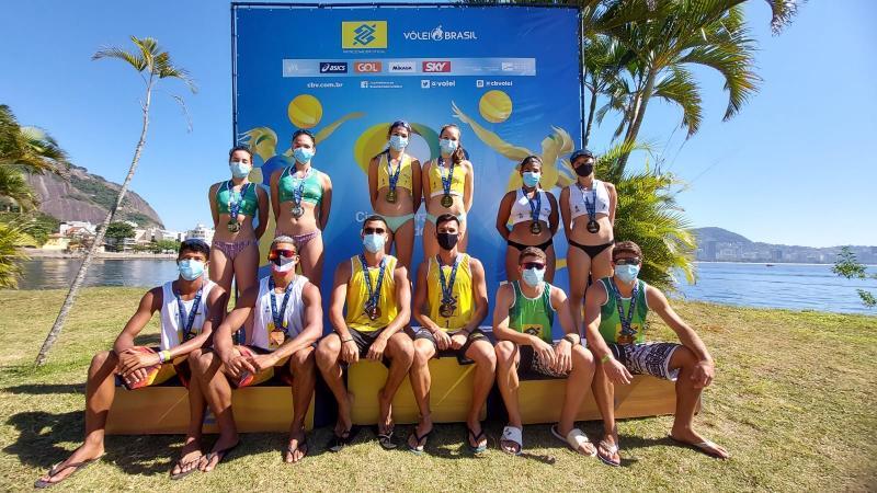 Temporada termina com título para Pernambuco e Rio de Janeiro