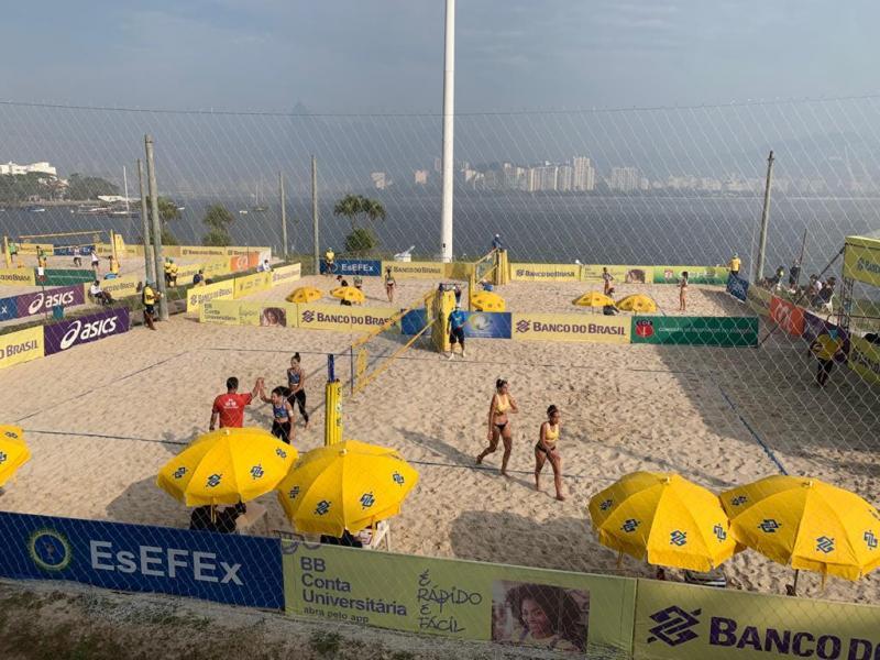 Terceira e quarta etapas acontecem no Rio de Janeiro a partir de segunda