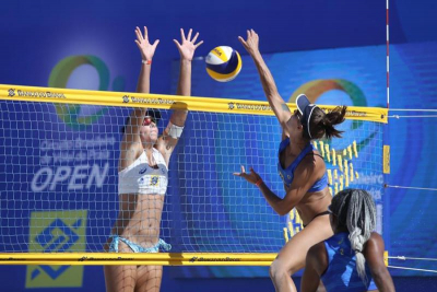 Torneio feminino da sexta etapa tem grupos definidos nesta quinta-feira
