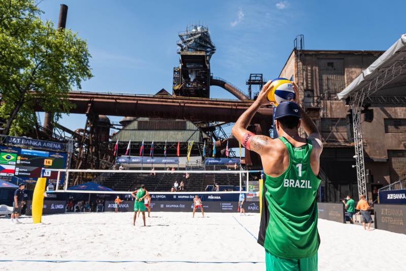 Torneio principal da etapa de Ostrava começa nesta quinta-feira
