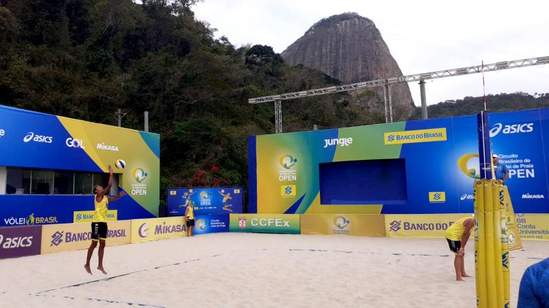 Torneio principal é definido após disputa do qualifying