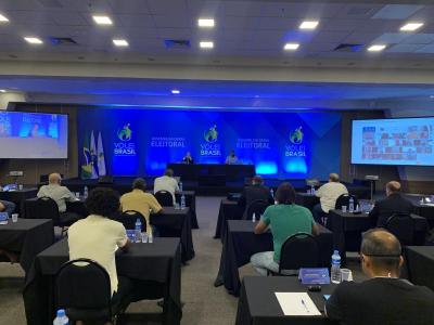 Walter Pitombo Laranjeiras é reeleito presidente da Confederação Brasileira de Voleibol