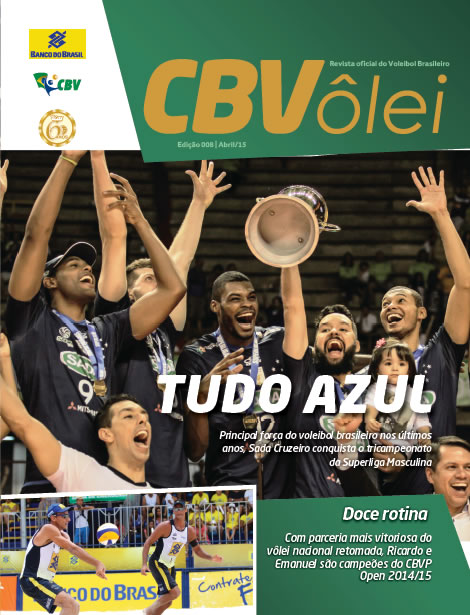 Revista CBV - Abril de 2015